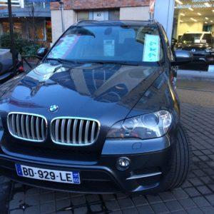 Victor hugo automobile for Garage bmw boulogne